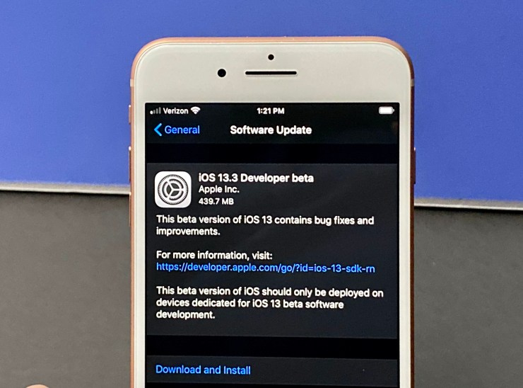 Get Familiar with iOS 13.3 and Older Updates