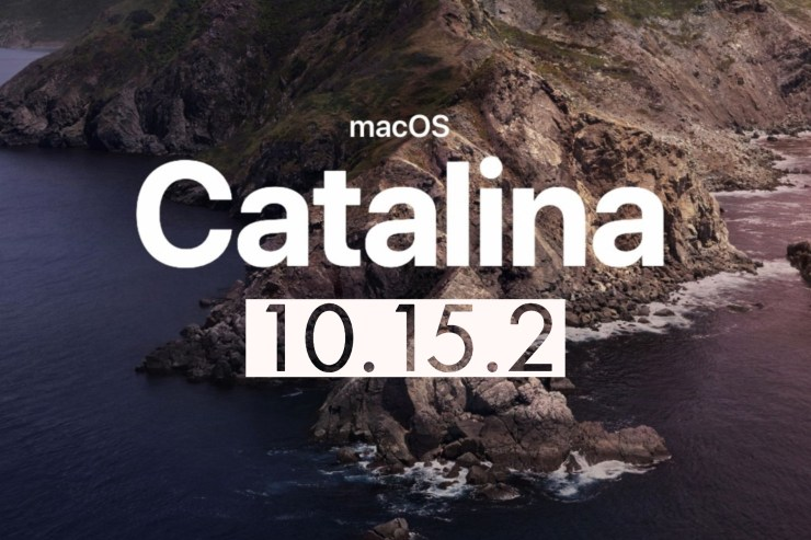 Wait for macOS 10.15.2