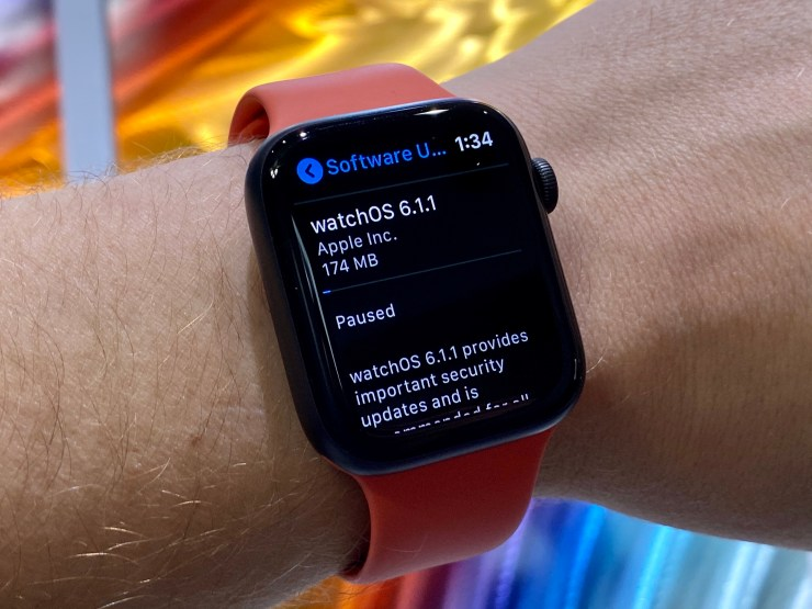 Install if You Have Apple Watch Problems