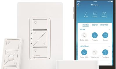 Save 20% off the Lutron smart switches.