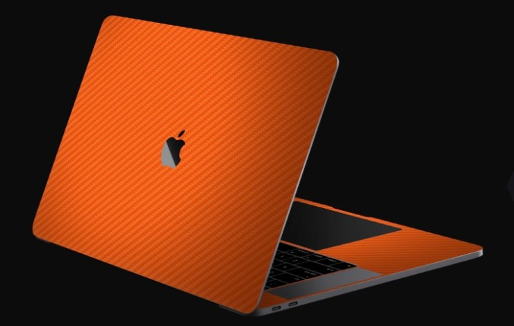Customize the look and protect your new device with a dbrand MacBook Pro 16 skin.