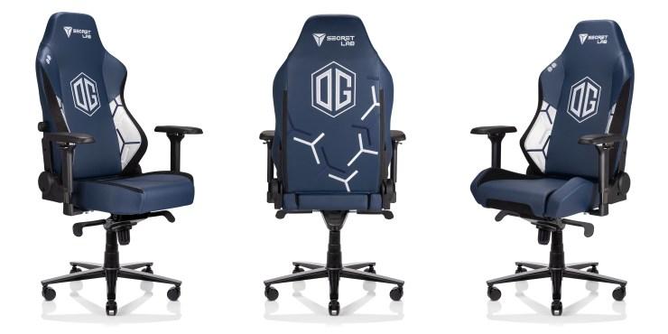 Secretlab GO gaming chair