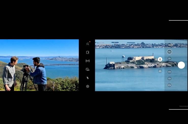 Amazing 100x Telephoto Zoom Camera