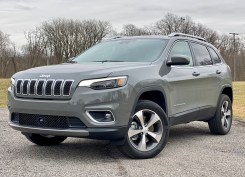 2020 Jeep Cherokee Review - 11