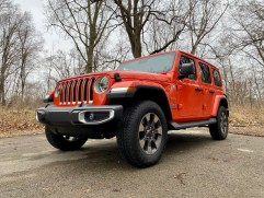 2020 Jeep Wrangler eTorque Review - 13