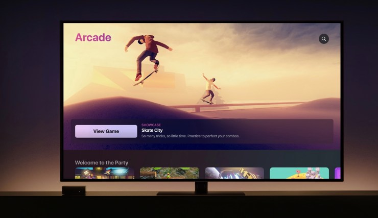 Wait if You Want to Game on the Apple TV