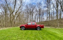 2020 Nissan Frontier Review - 12