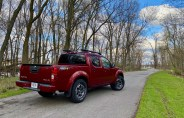 2020 Nissan Frontier Review - 3