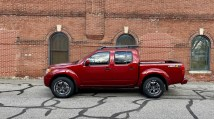 2020 Nissan Frontier Review - 5