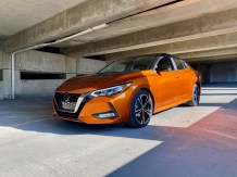2020 Nissan Sentra Review - 10
