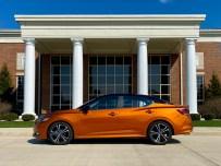 2020 Nissan Sentra Review - 3