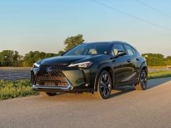 2020 Lexus UX250h Luxury Review - 9