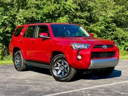 2020 Toyota 4Runner Review - 12