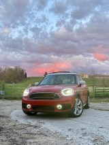 Mini Cooper S Countryman Review - 10