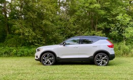 2020 Volvo XC40 Review - 4