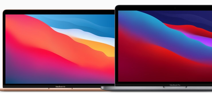 MacBook Air vs MacBook Pro Display