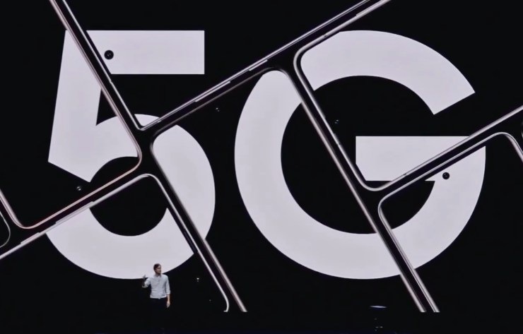 Wait for 5G Support