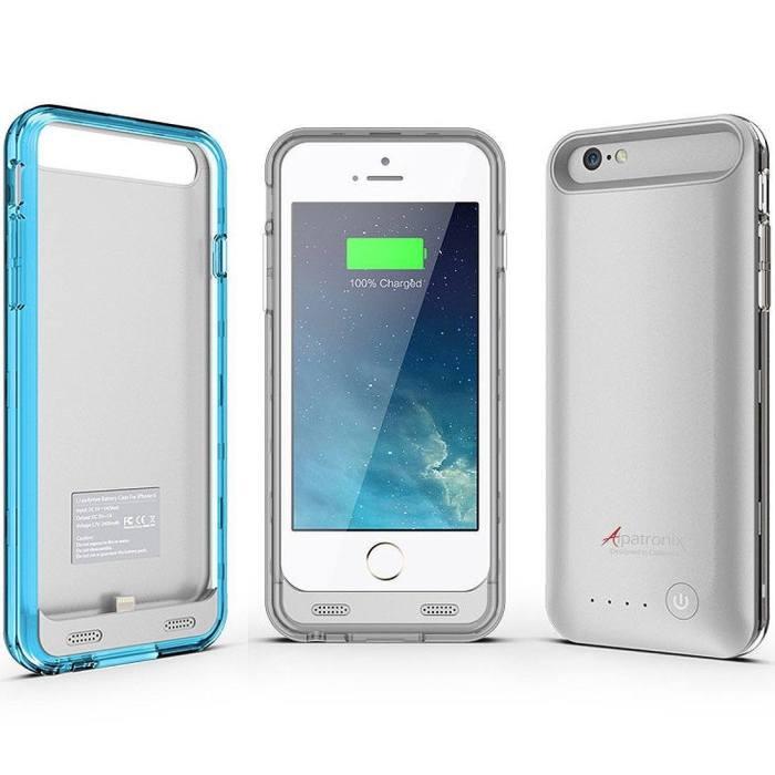 Alpatronix Ultra Slim 3,100 Battery Case