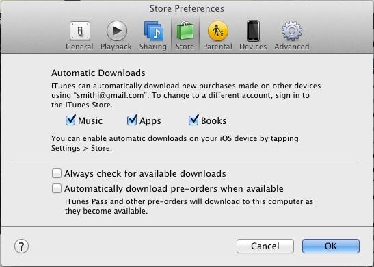 App Auto Downloads