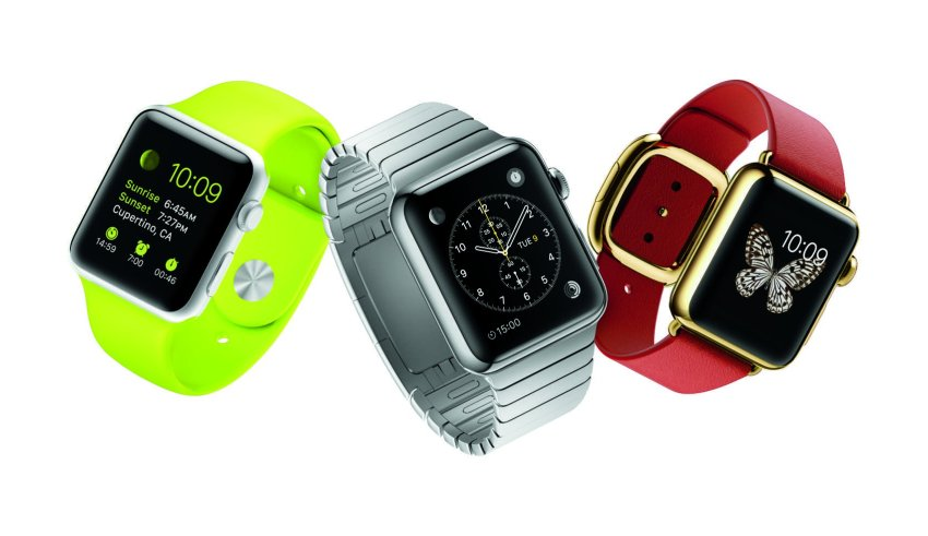 What you want to know about the Apple Watch release, price and features.