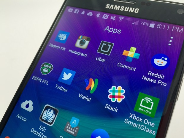 Maximize your travel and fun with great Galaxy Note 4 apps.