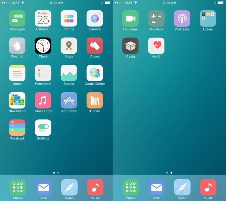 Andora for iOS 8