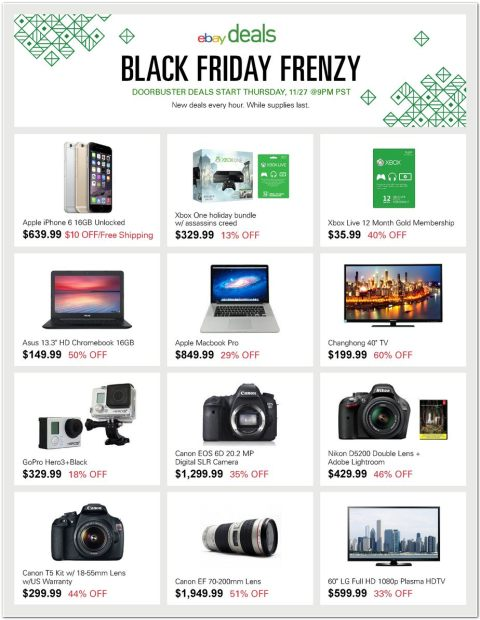 Black Friday Deals 2