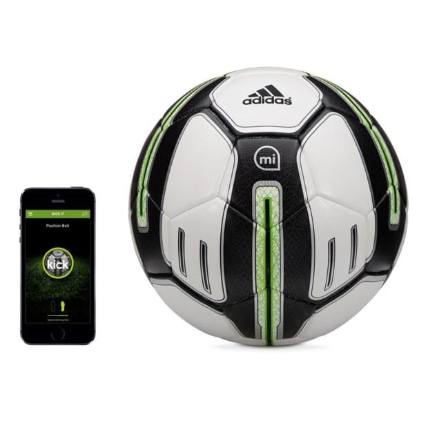 Bluetooth Soccer Ball