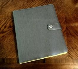 BooqPad Review iPad 2 Folio
