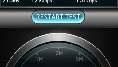 Verizon 4G Outage Speeds