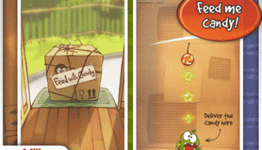 Cut The Rope Android App