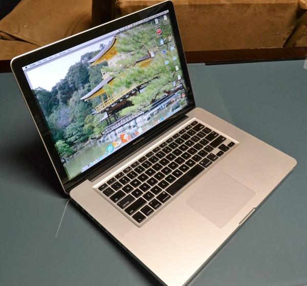 """Apple MacBook Pro 15"""" early 2011"""