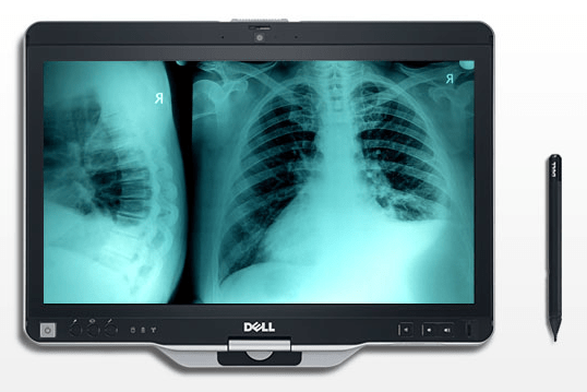 Dell Latitude XT3 professional tablet