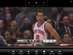 Dish Remote Access iPad app