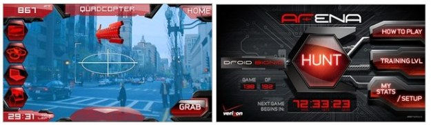 Droid Bionic App