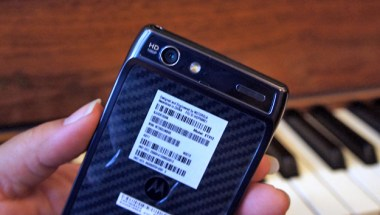 Droid RAZR 8MP camera