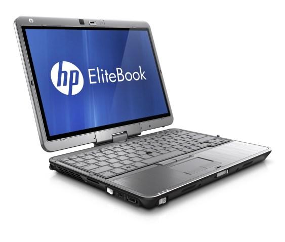 EliteBook 2760p - Front Left Open