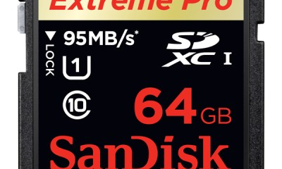 64 GB SanDisk Extreme Pro SDXC Card