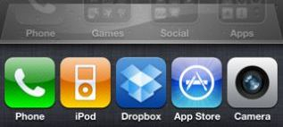 Five Icon Switcher