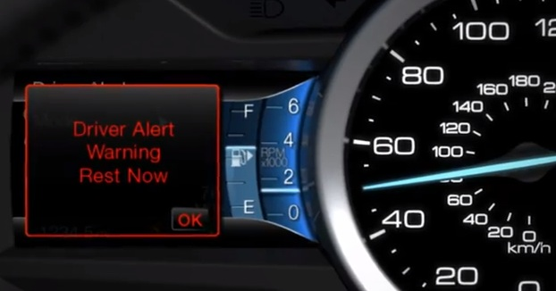Ford S Driver Alert System Fights Drowsy Driving