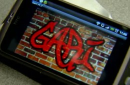 GARI interperets graffiti for law enforcement