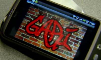 GARI interperets graffiti for law enforcement