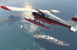 Fly the Dodo in GTA 5 for PS4 and Xbox One.