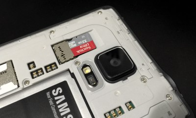 Add more memory with a cheap Micro SD card.