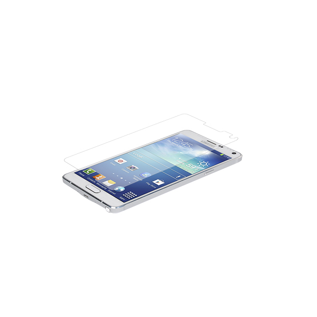Galaxy Note 4� ZAGG InvisibleShield Glass