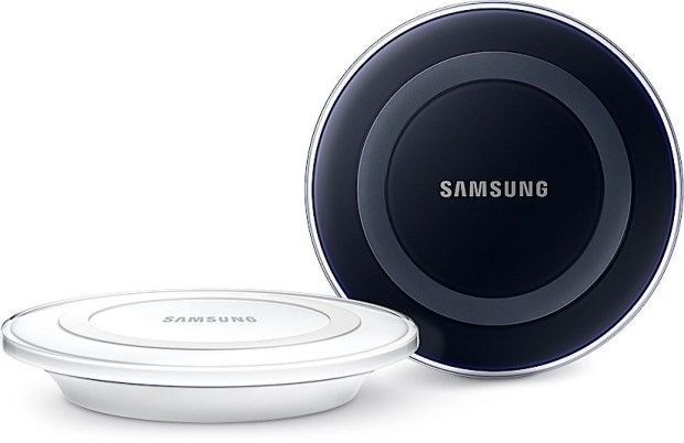 The official Galaxy S6 wireless charger will help you stay charged without plugging in.