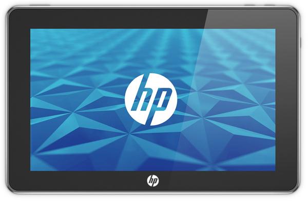 HP Slate 500 - Windows 7 Tablet PC