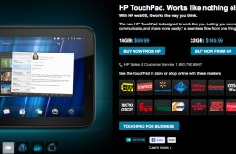HP TouchPad Tablet | HP® Official Site | U.S.