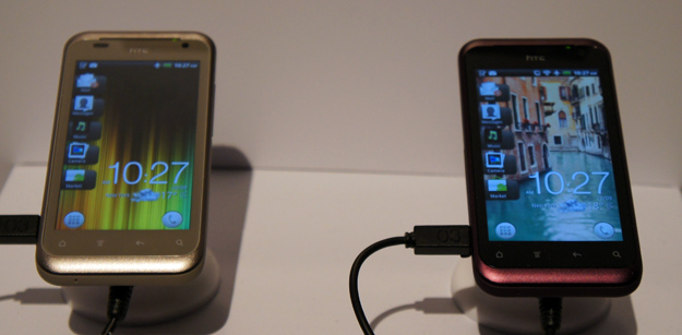HTC Rhyme - global and Verizon Wireless models
