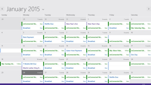 How to Add Calendars to Calendar in Windows 8 (3)